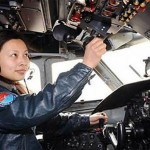 China woman to space