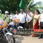 Second bike ambulance launched in Mangaluru