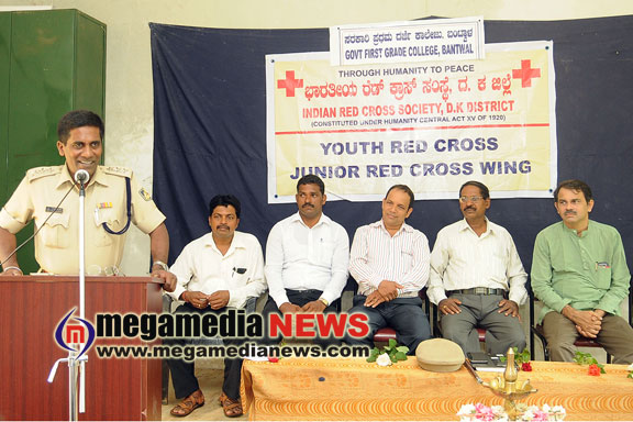 Bantwal Journalists Association organized Blood donation camp