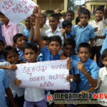 Protest for Teacher
