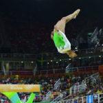 Gymnast-Dipa