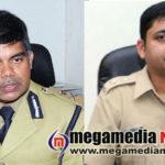 City police Commissioner Chandra Sekhar