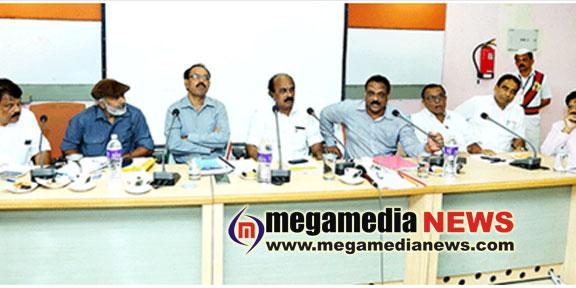 Kerala revenue minister