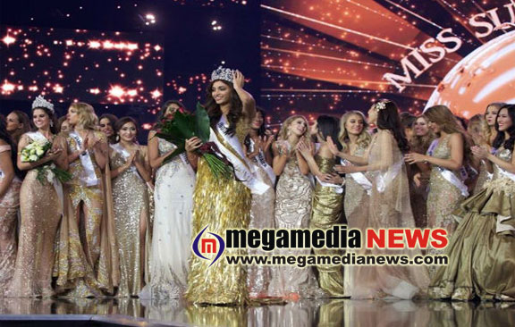Shrinidhi Shetty from Mulky crowned Miss Supranational 2016