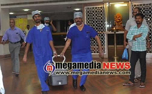 Mangaluru brain dead man's heart save another's life in Bengaluru