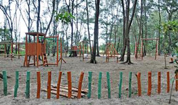 Miscreants' burn down Tannirbhavi's Tree Park