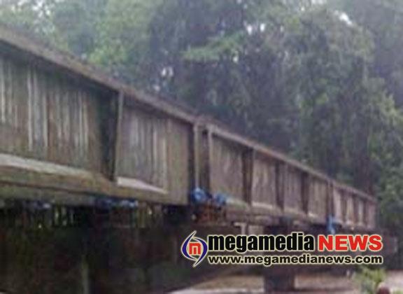 Kumaradhara Bridge