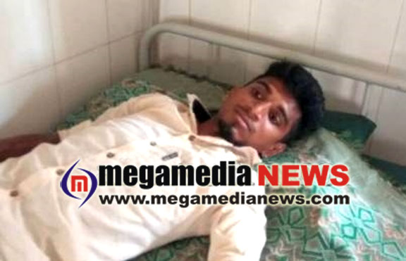 Moodbidri Youth Congress president asulted a youth over Facebook comments
