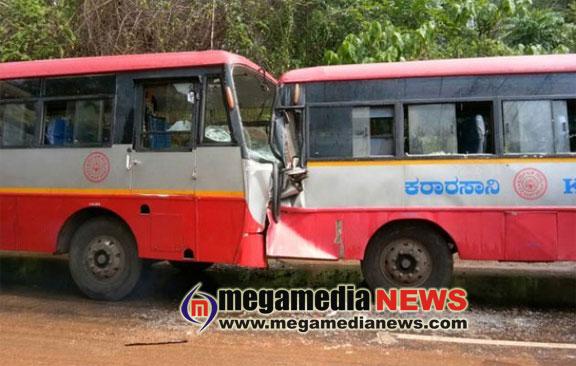 KSRTC buses
