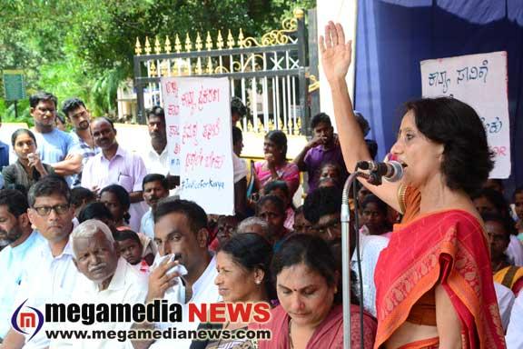 Kavya protest