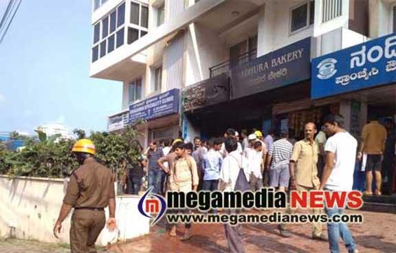 Fire Mishap in Laundry Shop Destroys in Mangaluru