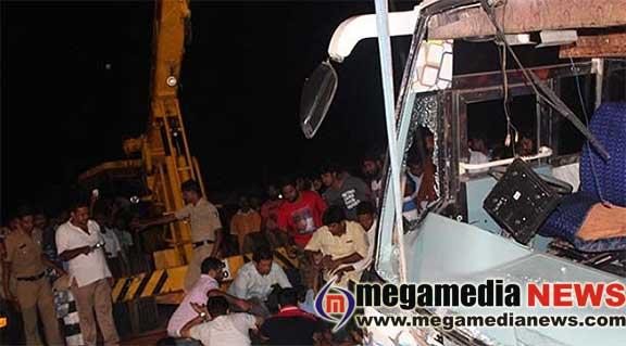 Boy dies after a lorry ran over near Mulki