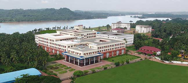 Sahyadri-Campus