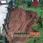 Puttur wall collapse