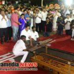 Karunanidhi-funeral