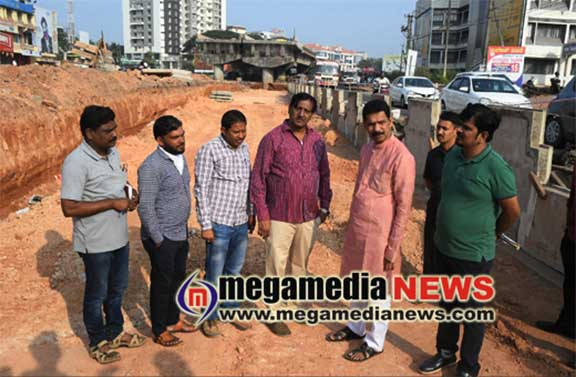 State failed to acquire the land for flyover at Pumpwell says  DK MP