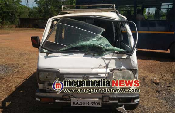 Hit by van: Ayyappa devotee loses life