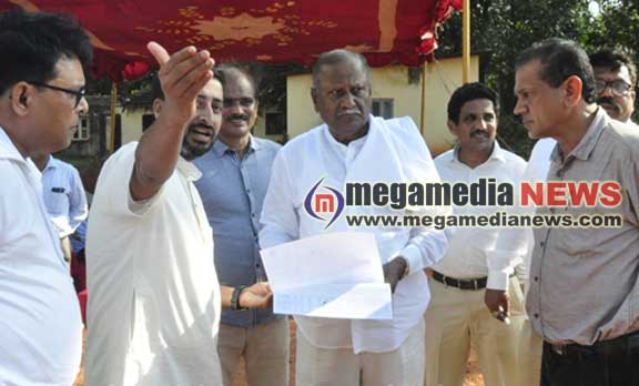 Udupi KSRTC bus stand to be completed in 18 months: D C Thammanna