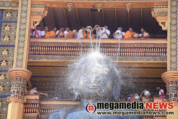 Ninth day of Mahamastakabhisheka ceremony held at Rathnagiri