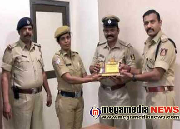 """Cop of the Month"" awarded to Mulki police station cop"