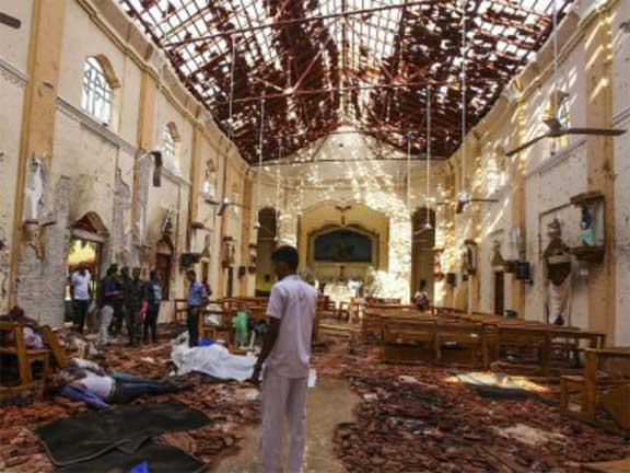 Mangaluru Woman dead in Sri Lanka serial blasts
