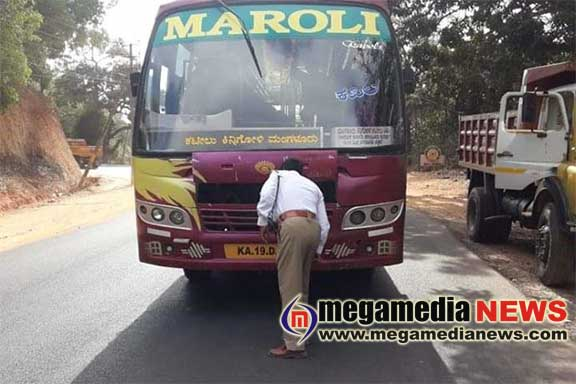 Mangaluru City police book 719 cases traffic violation