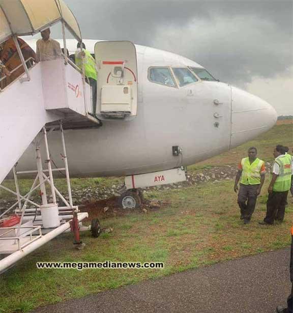 Air India skids