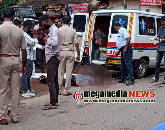 Real estate businessman hacked to death in broad daylight at Hiriyadka