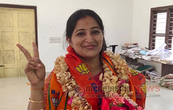 Jayashree Prafulladas