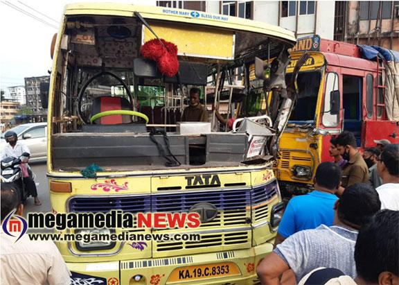 Kankanady Accident