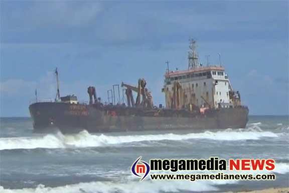 dredger vessel