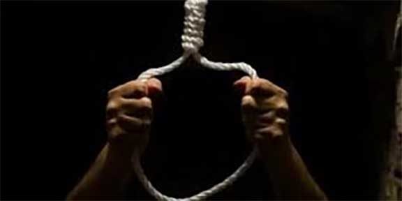 Covid infected person commits sucide by hanging