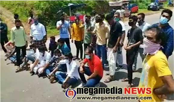 Talapady Protest