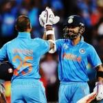 India defeated Ireland