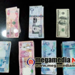 Rs.7.5 Foreign Currency's seized at Mangalore Airpot