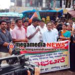BJp Thokkottu protest