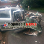 Car-collides-with-bus
