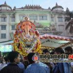 Ganeshotsava procession
