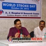AJ stroke day