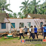 336 Schools were damaged by rain and flooding along in the karavali
