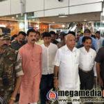 CM  B S Yediyurppa visits Dakshina kannada flood affected area