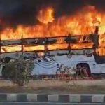KSRTC-Corona-bus
