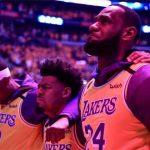'No wrong emotions' as LA Lakers prepare to honor Kobe Bryant
