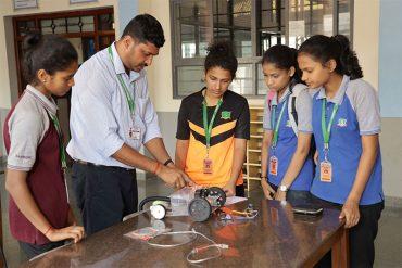 Sahyadri Students