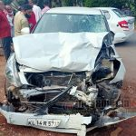 car hits