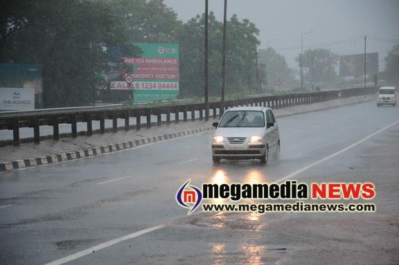 Mangalore Rain