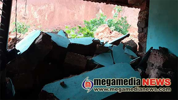 Malluru-wall collapse